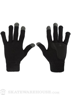 Brixton Butcher II Gloves  Black/Black