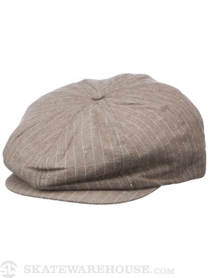 Brixton Brood Hat Brown/Cream SM