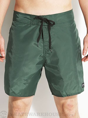 Brixton Beacon Boardshorts Hunter Green 32
