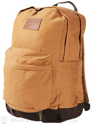 Brixton Basin Backpack Brown