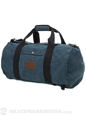 Brixton Bixby Duffle Bag Light Navy