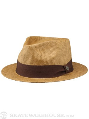 Brixton Baxter Hat Copper/Brown LG