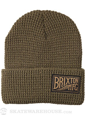 Brixton Coventry Beanie Army