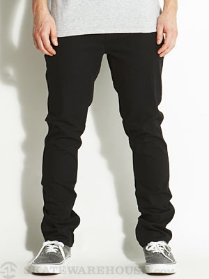 Brixton Delgado Twill Pants Black 28