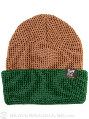 Brixton Duncan Beanie Green/Copper