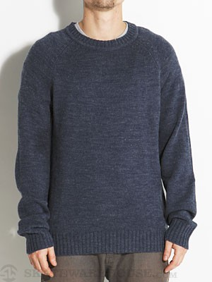 Brixton Emmon Sweater Blue MD