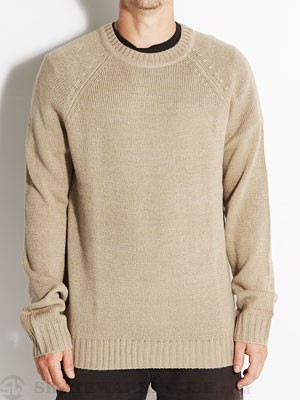 Brixton Emmon Sweater Oatmeal XXL