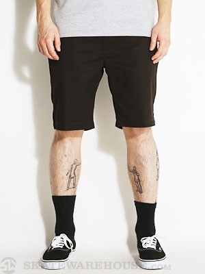 Brixton Fleet Shorts Black 28