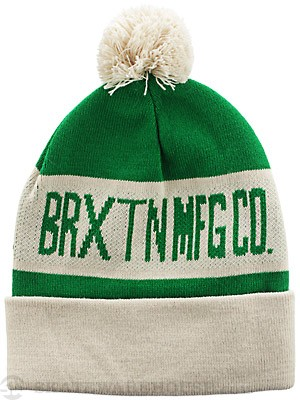Brixton Fairmont Pom Beanie Kelly/Cement