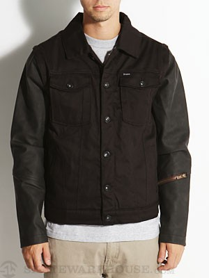 Brixton Gallow Jacket Black MD