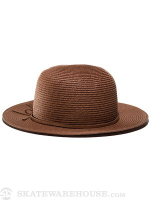 Brixton Louella II Girl's Hat Brown SM