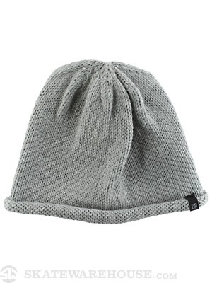 Brixton Lynn Girl's Beanie Heather Grey