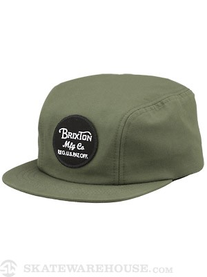 Brixton Mill II Hat Olive MD