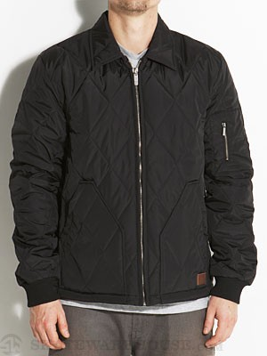 Brixton Mission II Jacket Black SM