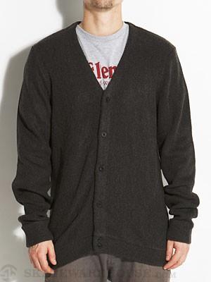 Brixton Miles Sweater Black LG