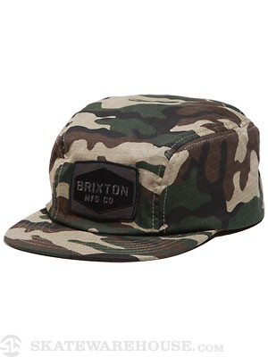 Brixton Mill Hat Camo MD