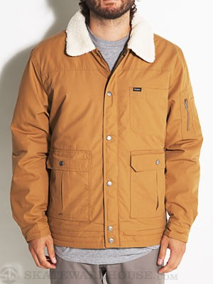 Brixton Menace Jacket Khaki XXL