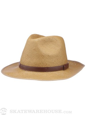 Brixton Olsen Fedora Hat Copper MD