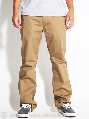 Brixton Post Chino Pants Khaki 30