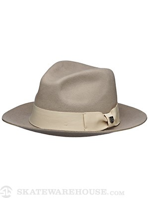 Brixton Ranch Fedora Hat Tan SM