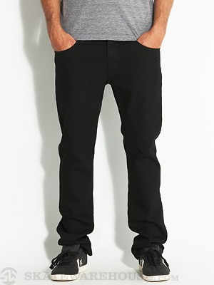 Brixton Reserve Twill Pants Black 28