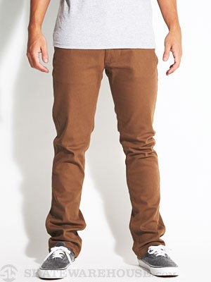 Brixton Reserve Twill Pants Copper 30