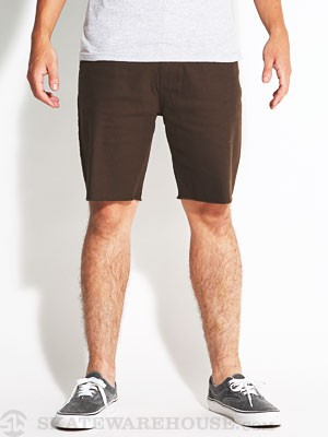 Brixton Reserve Shorts Brown 33