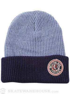Brixton Saint Beanie Denim/Navy