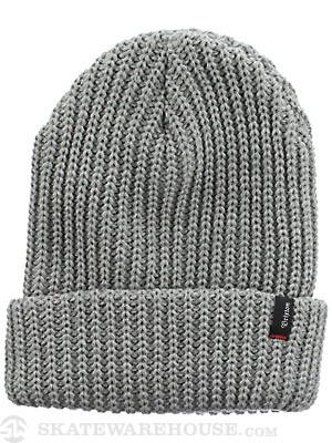 Brixton Shutter Beanie Heather Grey