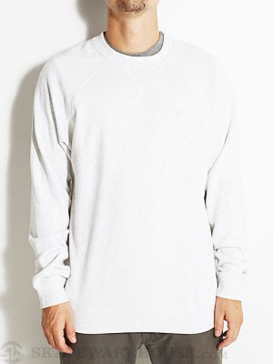 Brixton Smith Crew Sweatshirt Ash SM