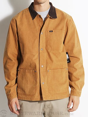 Brixton Survey Jacket Copper XL