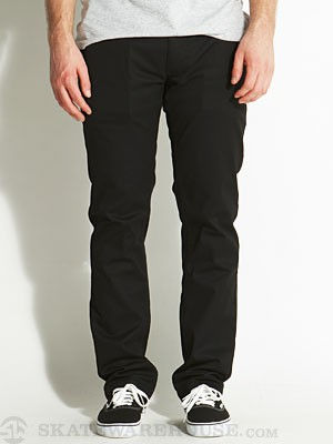 Brixton Toil II Chino Pants Black 30