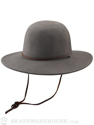 Brixton Tiller II Hat Charcoal MD