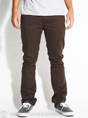 Brixton Toil Chino Pants Brown 36