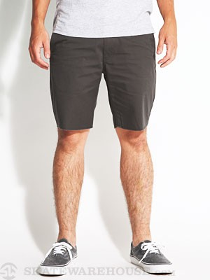 Brixton Toil Chino Shorts Charcoal 28
