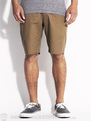 Brixton Toil Chino Shorts Khaki 34