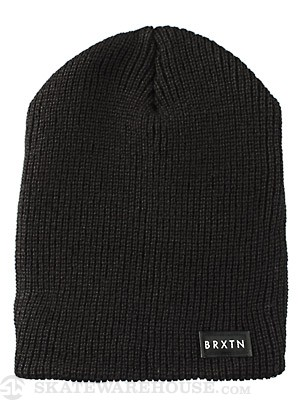 Brixton Thief Beanie Black