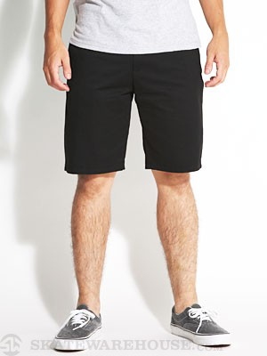 Brixton Thompson Shorts Black 28
