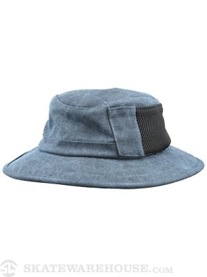 Brixton Tracker II Hat Washed Navy LG