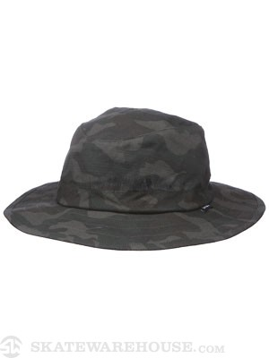 Brixton Tracker Hat Black Camo XL