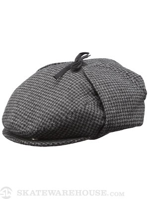 Brixton Rambler Hat Black/Charcoal MD