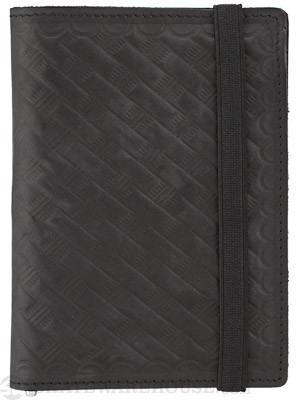 Brixton Warrant Leather Wallet Black