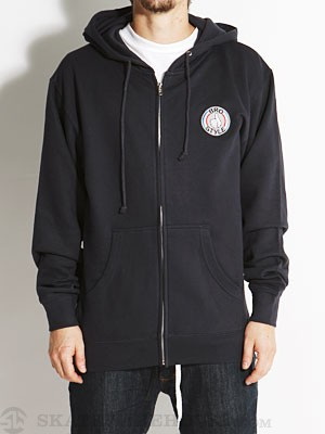 Bro Style Patriot Patch Hoodzip Navy MD