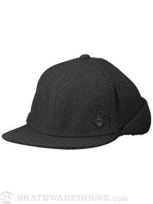Coal The Hunter Hat Heather Black LG