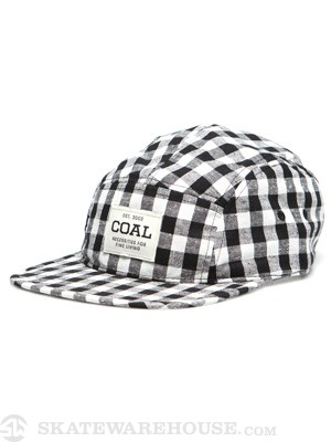Coal The Richmond Hat Black Hthr Flannel Adj.