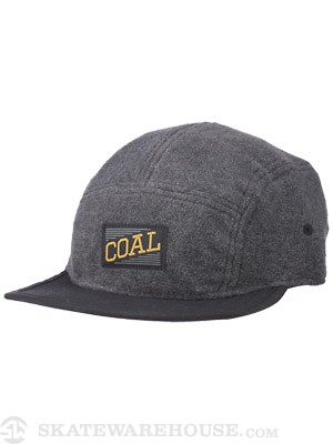 Coal The Canyon Hat Charcoal Adj.