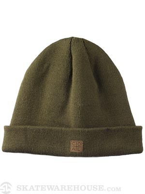 Coal The Harbor Beanie Olive