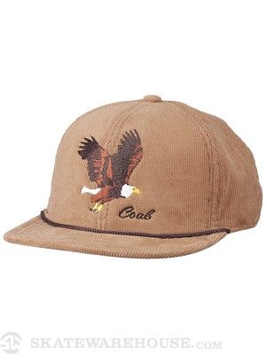 Coal The Wilderness Hat Khaki (Eagle) Adj.