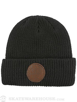 Creature Blk Magic Beanie Black