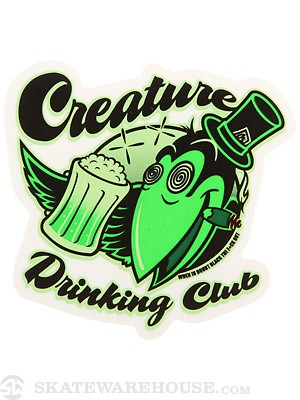 Creature Drinking Club 3.5